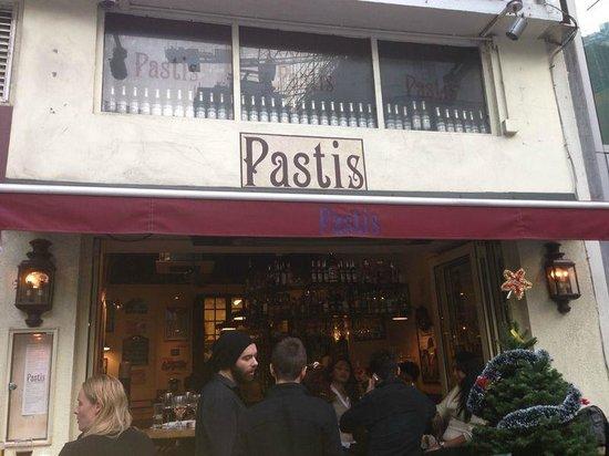 Pastis Bistro Francais: Front