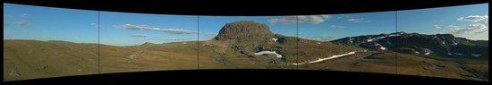 """מחוז איידיפיורד, נורווגיה: Panoramafilm """"Fjord Fjell Foss"""""""