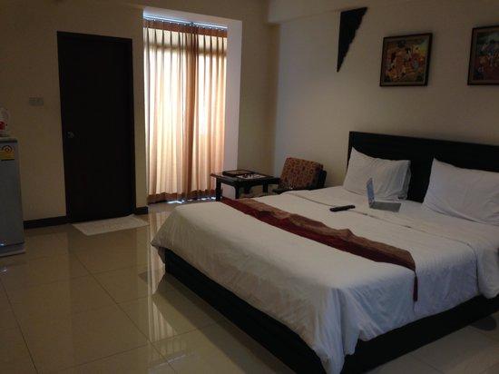 True Siam Phayathai Hotel : В номере