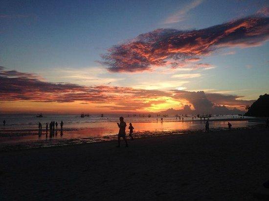 Discovery Shores Boracay: romantiek