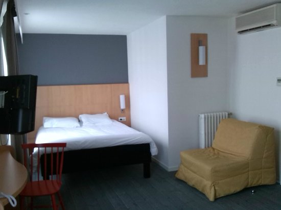 Ibis Paris Gare du Nord: room 606
