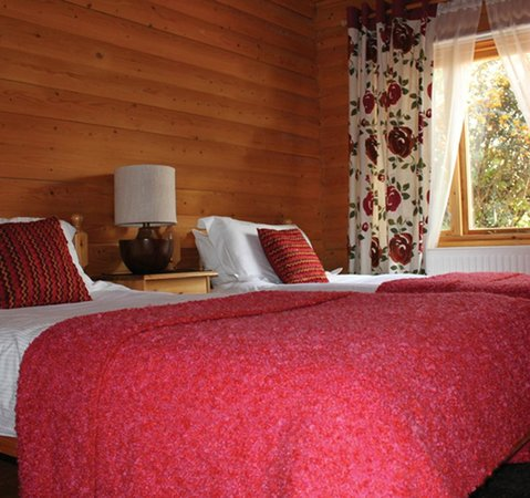Redlands Country Lodge: twin room