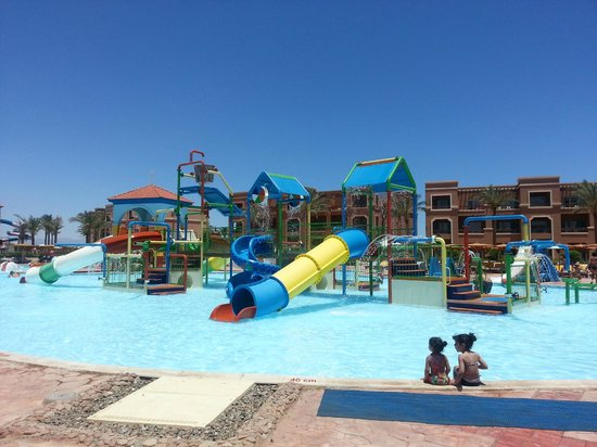 Sea Club Aqua Park: Childrens pool