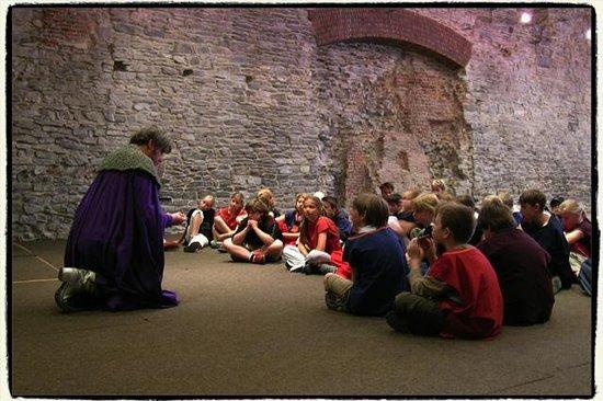 Vizit: The Count's Castle for Children, Ghent