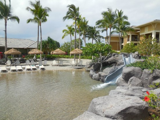 Kings' Land by Hilton Grand Vacations: sand beach pool