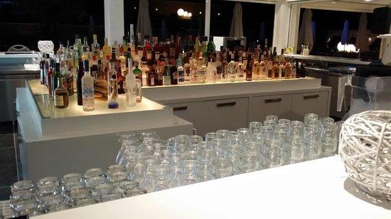 Kassandra Bay Resort & SPA: Bar
