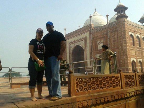 India Agra Travels - Day Tours: Taj mahal .