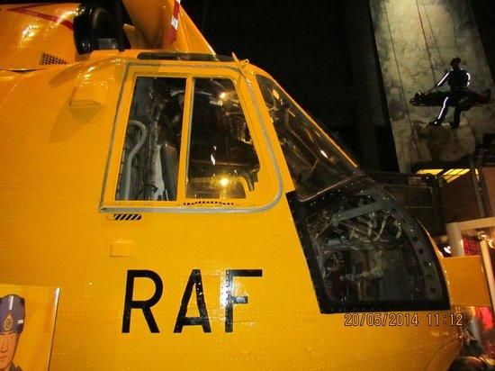National Maritime Museum Cornwall: Sea King - workhorse of SAR