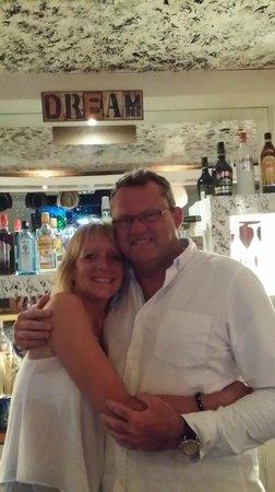 Bob's Bar: Bob and Mandy