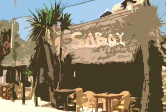 Zahora, Hiszpania: Camino Playa de Mangueta