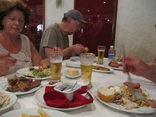 Churrascaria Oasis : Oasis Churrascaria - Bon appetit