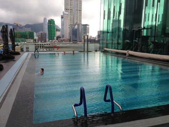 Hotel ICON: zwembad