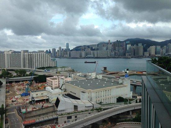 Hotel ICON: mooi uitzicht