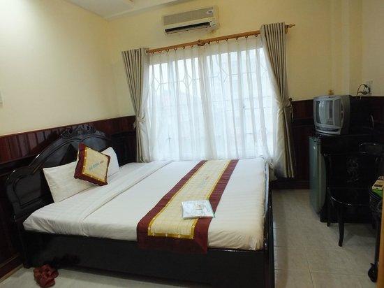 Dai Duong Hotel: мой номер