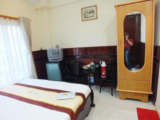 Dai Duong Hotel: одноместный номер