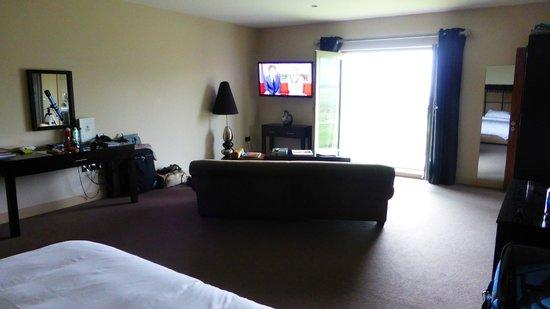 Peak Edge Hotel : Harrogate Suite