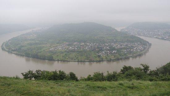 Sesselbahn in Boppard: ライン川大蛇行