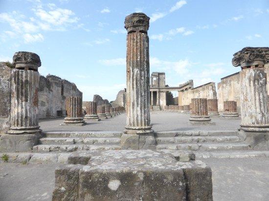Rick Steve Audio Tour Pompeii