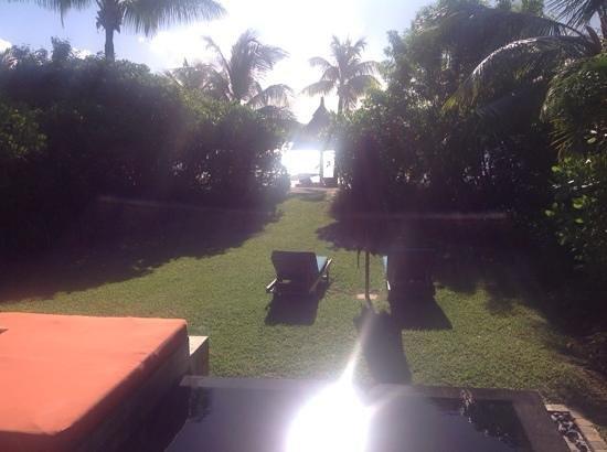 Four Seasons Resort Mauritius at Anahita : our villa.
