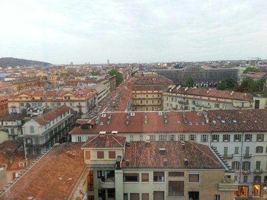 Hotel Principi di Piemonte : Vista della camera