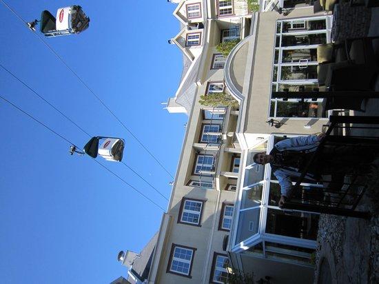 Residence Inn Mont Tremblant Manoir Labelle: l'hôtel