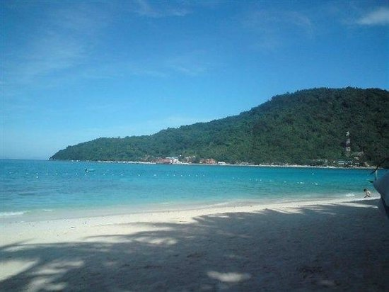 Perhentian Tuna Bay Island Resort: sea view!