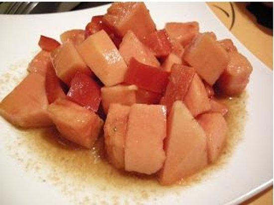 Africa Tamarane: Ensaladilla de papaya