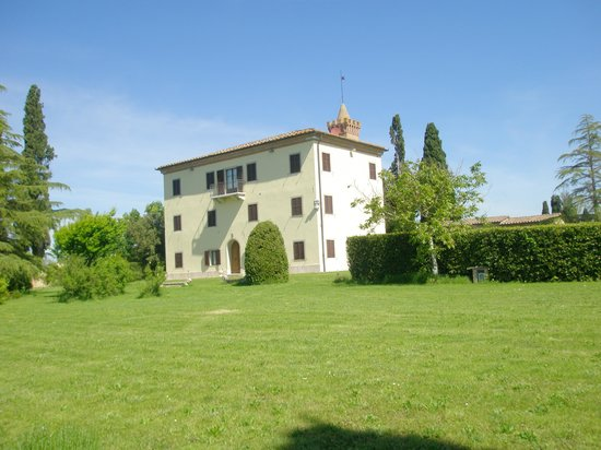 Villa Brignole: panoramic