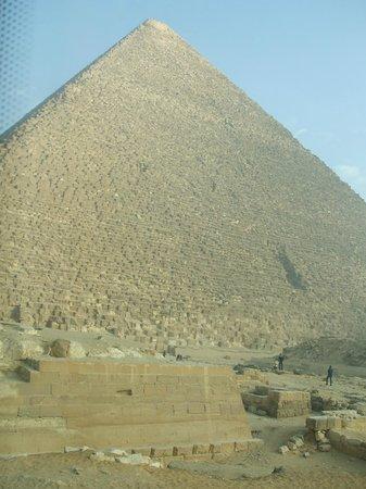 Pyramides de Saqqarah : пирамида