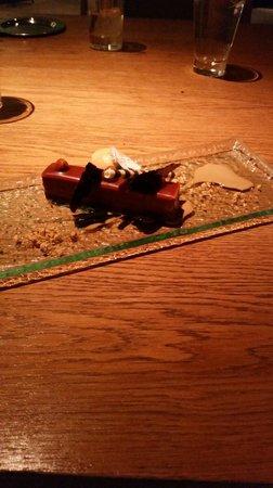 Sensi: Chocolate desert