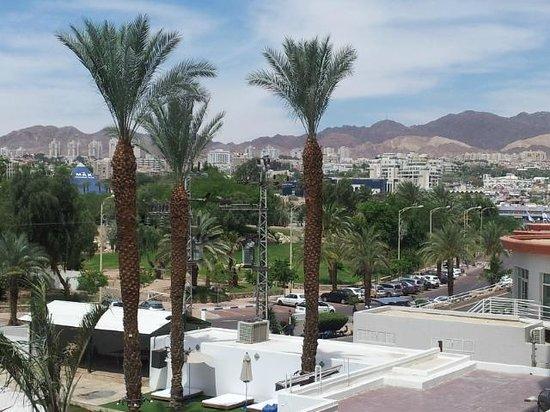 Caesar Premier Eilat: View2