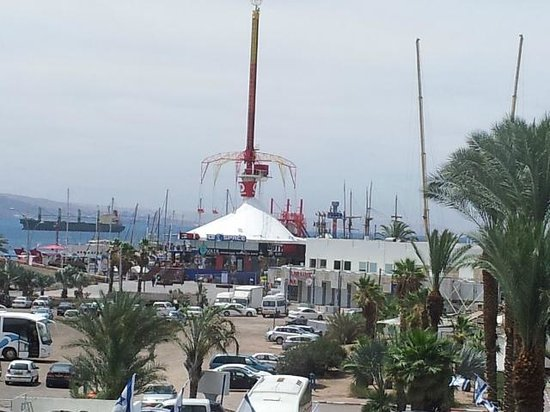 Caesar Premier Eilat: View1