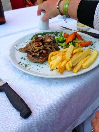 Samdan Restaurant : Gorgeous steak