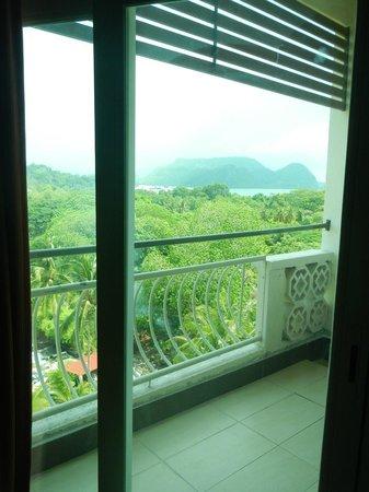 Langkawi Seaview Hotel: Balcony