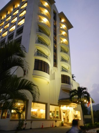 Langkawi Seaview Hotel: Building