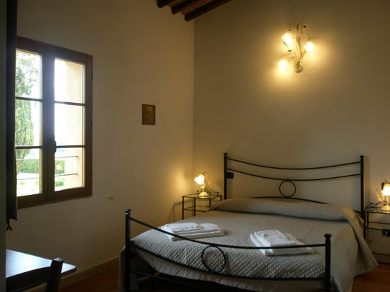 Villa Brignole: rooms