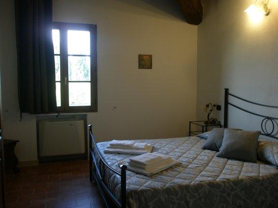 Villa Brignole: rooms