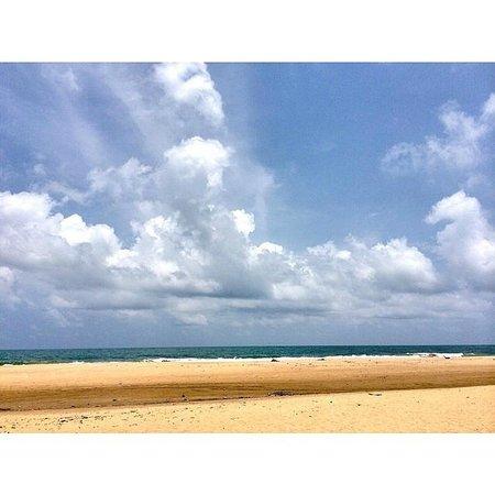 Ritas Hotel: Beach view of Ritas