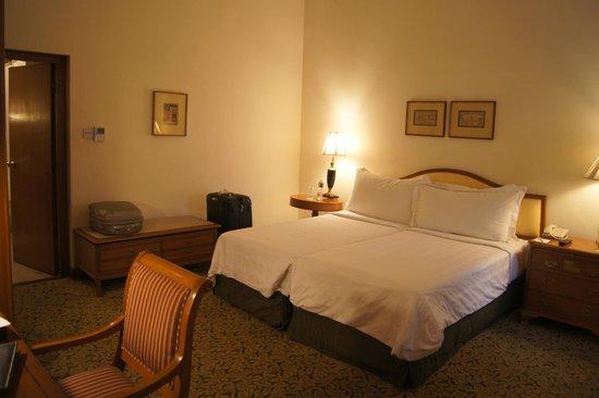 Maidens Hotel: Chambre