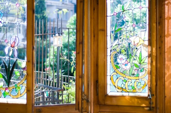 Ana's Guest House B&B: Living room
