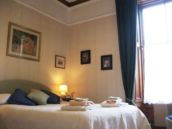Teviotdale House : Double room en suite