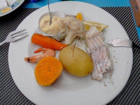 Restaurant Sur Le Port De Toulon Avant Herrero