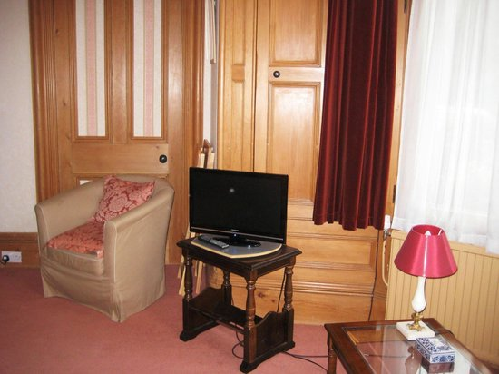 Teviotdale House: Superior 4 poster bed room en suite
