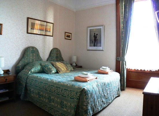 Teviotdale House : Double room