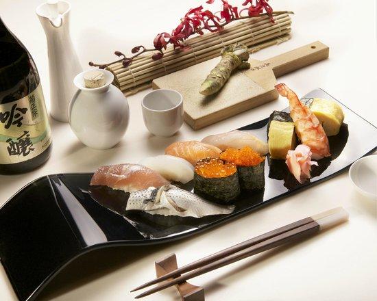Threesixtyone Degrees: Sushi