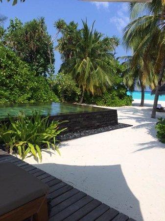 One&Only Reethi Rah: pool villa