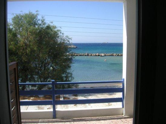 Andromache Hotel: view