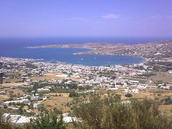 Andromache Hotel: view,of,paros