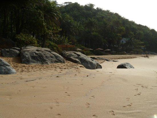 La Villa Elijah: magnifique plage