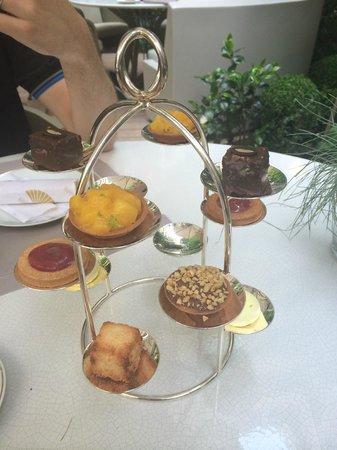 Mandarin Oriental, Paris: Aperçu du Tea Time